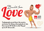 Built for love infographic