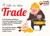 A Life In The Trade Infographic